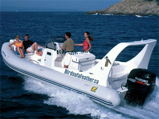 Private boat charters in Sooke and Victoria, BC